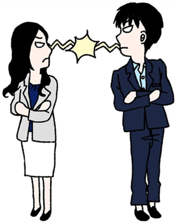 職場の人間関係が合わない原因は自分との違いを受け入れられないストレス?